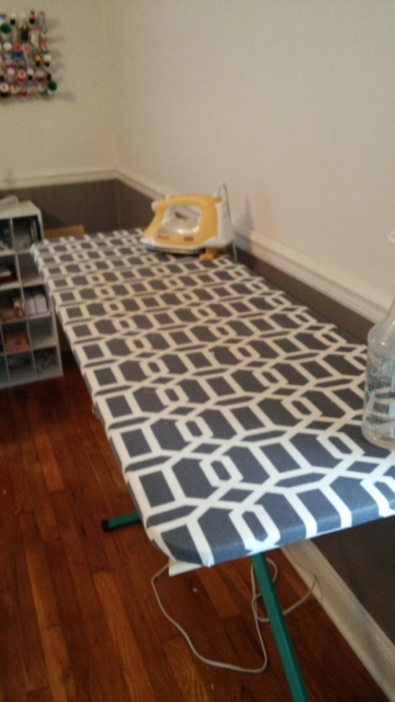 Ironing Board Toppers | Quilts by Keri : ironing table for quilting - Adamdwight.com